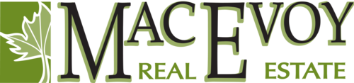 Mac Evoy™ Real Estate Co. Logo